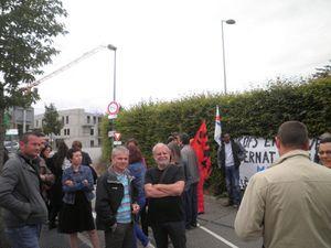 L'EREA de Chambéry en grève contre les suppressions de postes en internat