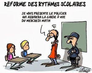 Les élèves des écoles publiques de Chambéry ne méritent-ils pas autre chose qu'une garderie ?