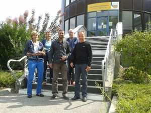 Le collectif collège Côte Rousse &quot&#x3B;Avec notre collège&quot&#x3B; est créé