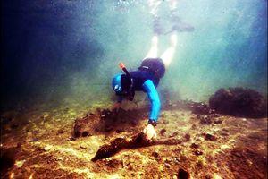 L'atlandide, l'île de Marmara et des découvertes archéologiques..