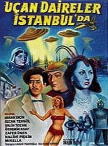10 Super-héros ou Super-méchants à Istanbul...