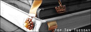 Top Ten Tuesday - Les 10 livres de ma PAL à lire absolument en 2014