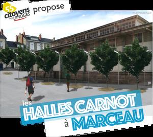 Déplacer les Halles Carnot à Marceau !