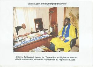 KONGO DIETO 1272 : L'ETAT AUTONOME DU KASAI DANS L'UNION DE NTIMANSI