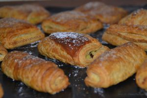 Suisses et Pains au chocolat version mini