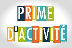 Prime d'activité : mise en place prévue à partir du 1er janvier 2016
