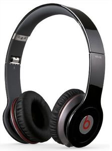Choix du casque audio : Beats by Dr. Dre Solo HD