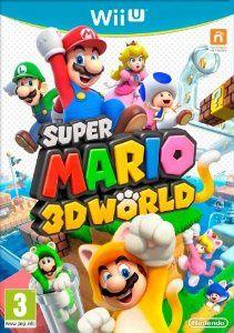 Nouvelle pub : Super Mario 3D World Wii U