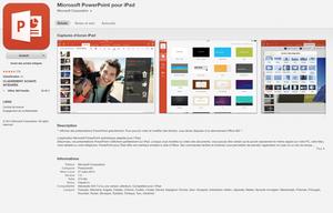 Nouveau : Microsoft Office est disponible sur iPad !