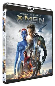 X-men : Days of future past est disponible à la vente (DVD&amp&#x3B;Blu-Ray)