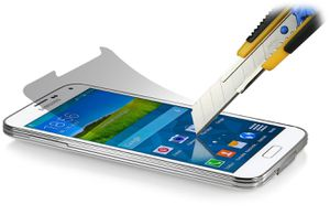 Avis et prix : Protection d'écran en verre trempé pour Samsung Galaxy S5
