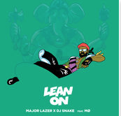 Nouveauté musicale : Major Lazer &amp&#x3B; DJ Snake &quot&#x3B;Lean on&quot&#x3B;