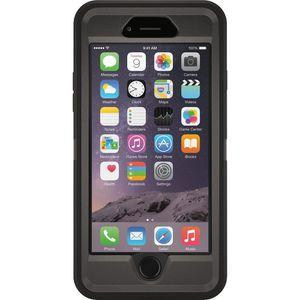 Offre éclair : coque Anti-choc Noir pour iPhone 6 OtterBox Defender