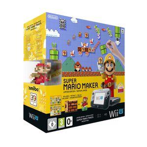 Le pack Wii U Super Mario Maker est disponible ! (édition limitée)