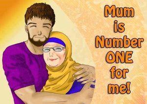 Une convertie : Maman je veux te rendre visite