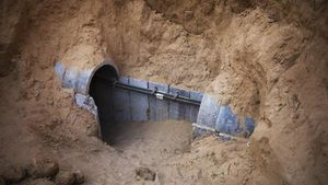 Les tunnels de la vie