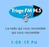 - Ecoutez l'interview de José Da Silva par Radio TriageFM - 94.5Mhz -