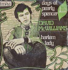 David McWilliams et &quot&#x3B;Pearly Spencer&quot&#x3B; (1968)