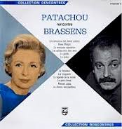 Georges Brassens et Patachou