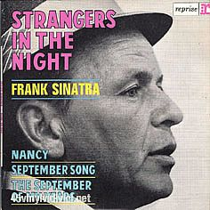 Histoire d'une chanson : STRANGERS IN THE NIGHT
