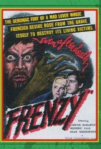 FRENZY / LATIN QUARTER, un film rare de  1945