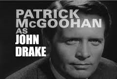 Patrick McGoohan et &quot&#x3B;Destination danger&quot&#x3B;