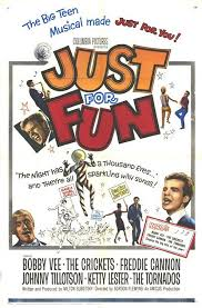 Just for fun, un film rare de 1963