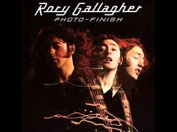 Rory Gallagher, Paris 1978 (interview)