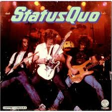 STATUS QUO, Paris, 1980 : interview