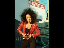 Grace Slick : interview, Paris 1981