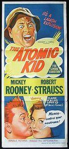 &quot&#x3B;The Atomic Kid&quot&#x3B; avec MICKEY ROONEY (1954)