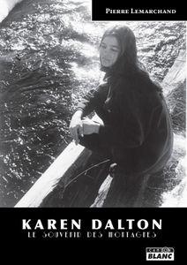 Enfin un livre en français sur Karen DALTON !