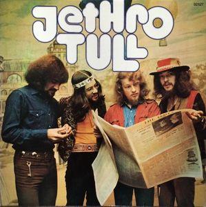 Concert de JETHRO TULL à Paris (mai 1976)