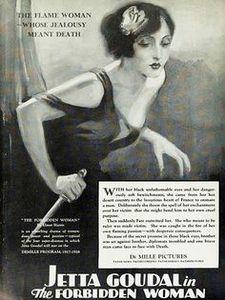 L'actrice Jetta Goudal était-elle la fille de Mata-Hari ?