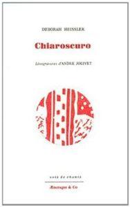 Recueil de poésie Chiaroscuro