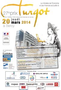 Remise du Prix Turgot le 20 mars 2014.