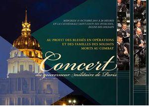 Le Concert du Gouverneur - Edition 2014.
