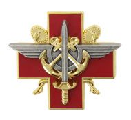 Le Service de Santé des Armées.
