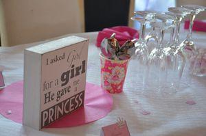 L'anniversaire de ma Princesse 3 ans