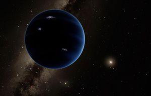 9e planète du système solaire découverte?