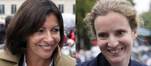 Anne Hidalgo contre Jean-Jacques Bourdin.