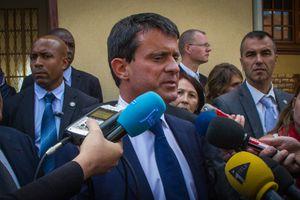Nouvelles de Suisse : Manuel Valls.