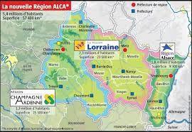 Alsace, Lorraine, Champagne-Ardenne ...