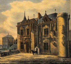 Rue Joseph de Maistre. Montmartre