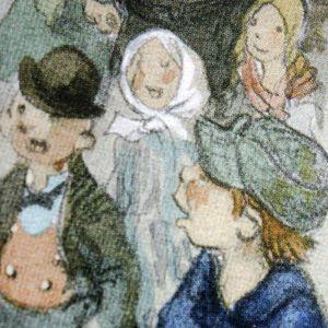Poulbot. Henri Murger. Scènes de la Vie de Bohême.