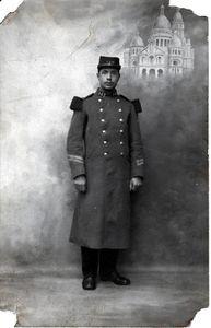 L'oncle Charles mort en 1914