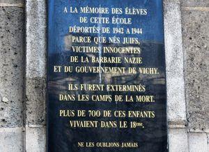 Rue de Clignancourt (2ème partie) Montmartre.