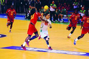 Handball (Préparation du mondial) Les Verts s'inclinent face à la Slovénie