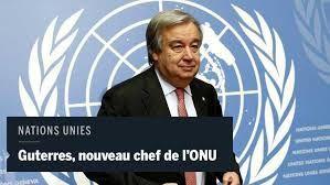 L'ONU se donne pour patron l'ancien chef du Haut-commissariat aux réfugiés
