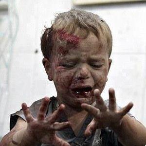 Abraham ne tue pas cet enfant !